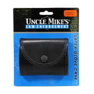 Mirage Double Latex Glove Pouch - Plain Black