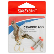 "Crappie Rig - Size 1, 36"", Gold"