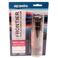 Frontier Replacement Bottle Filter - RED II, 100 Gallons