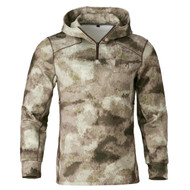 Hell's Canyon Speed Trailhead Hoodie - ATACS Arid/Urban, Small