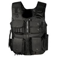 UTG Law Enforcement Tactical Vest, Black