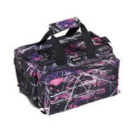 Deluxe Muddy Girl Camo Range Bag with Strap