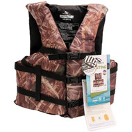 Adult Boating Oversized Max 5 Vest