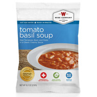 Side Dish - Tomato Basil Soup with Pasta, 4 Servings