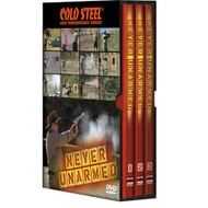 Training DVD - Never Unarmed DVD