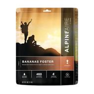 Bananas Foster Serves 2