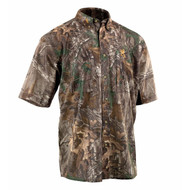 Wasatch Mesh Lite - Realtree Xtra, Small, Short Sleeve Shirt