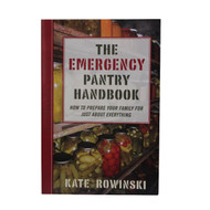 Books - Emergency Pantry Handbook
