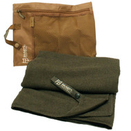 Tactical Microterry Large Towel - Olive Drab Green