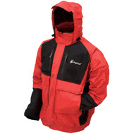 Firebelly Toadz Jacket - Medium, Black/Red
