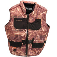 Hunting Vest Adult, Camo - XX-Large
