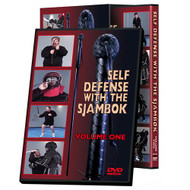 Training DVD - Self Defense with the Sjambok