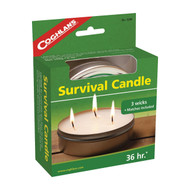 Emergency Survival Candle 36 Hour
