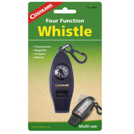Camping Whistle - Four Function Whistle