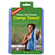 "Deluxe Camp Towel 40"" x 14"""