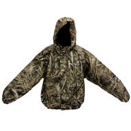 Pro Action Camo Jacket - Realtree Max 5, Large