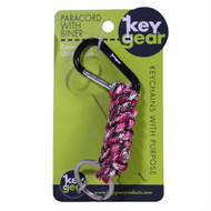 Paracord - with Biner, Pink Camo