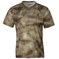 Hell's Canyon Speed Kills Tee - ATACS Arid/Urban, Large