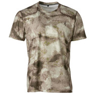 Hell's Canyon Speed Plexus Mesh Shirt - Short Sleeve, ATACS Arid/Urban, Large