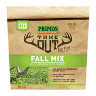 Take Out - Fall Mix Food Plot Seed, 15 lb Bag