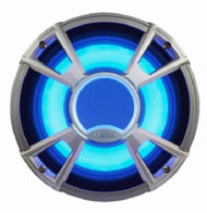 "Clarion CMQ2512WL 10"""" Subwoofer with LED"