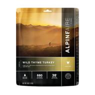 Wild Thyme Turkey Serves 2
