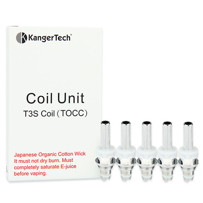 T3S TOCC Coil (5pk)