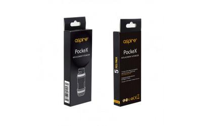 PockeX Coils (5pk)