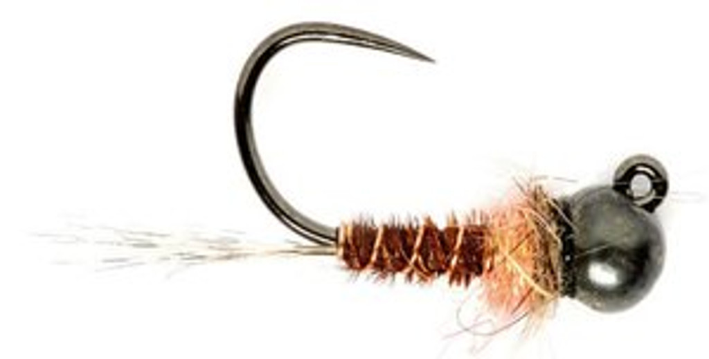 Pink Hot Spot Pheasant Tail AKA the Frenchie
