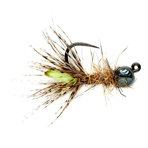 Peeping Caddis Jig