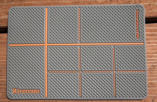 Riverruns hook and bead pad