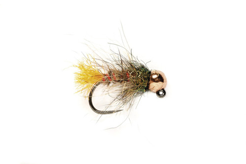 Orange tag jig