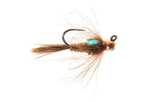 Jigged CDC Pheasant Tail