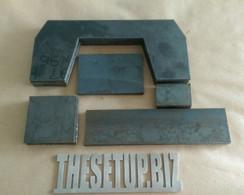 99-06 Silverado Under Bed Notch Kit (weld on)