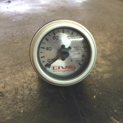 AVS 200 psi Gauge (single needle)