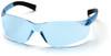 Pyramex S2560SN Mini Ztek Safety Glasses, Frame: Infinity Blue, Lens: Infinity Blue (12 Pair)