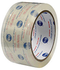 Intertape 291CTTC  - 48 MM X 50 M  2.7 Mil Clear-To-The-Core Specialty Acrylic CST Clear Carton Sealing Tape - GI118-CL (36 Rolls)