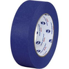 Intertape PT7 - 36 MM X 55 M 14 Day UV Resistant Specialty Blue Masking-Paper Tape - PT7...4 (24 Rolls)