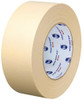 Intertape PG29 - 24 MM X 54.80 M Low Tack Premium Natural Masking-Paper Tape - PG29..22R (36 Rolls)