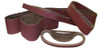 VSM KK511J 3 x 132 A/O J-Weight Sanding Belts 100 Grit, (10 Pack)
