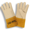 Cordova 8130XL TIG-WEL Mig/Tig Welders Gloves, Premium Grain Cowhide, Kevlar Thread, Gauntlet Cuff, X-Large (12 pair)