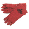 Memphis Men's Russet 4320 Leather Left Hand Only Welding Gloves, Size X-Large (1 Glove) (1 Each)