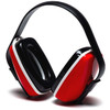 Pyramex PM2010 Red Ear Muffs NRR 22Db (1 Each)