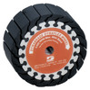 "Dynabrade 94564 - 5"" (127mm) Dia. x 1"" (25mm) W Dynaflex Expander Wheel 5/8""-11Thread For 5"" (127mm) Dia. x 1"" (25mm) W Band"