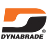 "Dynabrade 56343 - 3"" (76mm) x 4-1/4"" (108mm) Non-Vacuum Dynabug II Disc Pad Hook-Face Long Nap 3/8"" (10mm) Thickness Medium Density"