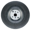 "Dynabrade 50296 - 5"" (127 mm) Dia. Disc Sander Backing Pad Hard Density 5/8""-11 Female Thread"