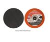 "Dynabrade 57761 - 5"" (127mm) Dia. Non-Vacuum Gear-Driven Disc Pad Vinyl-Face 3/8"" (10mm) Thickness Urethane Medium Density"