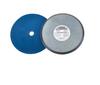 "Dynabrade 54335 - 8"" (203mm) Dia. Non-Vacuum Gear-Driven Disc Pad Hook-Face Short Nap 1/2"" (13mm) Thickness Rubber Medium Density 1 500 Max. RPM"