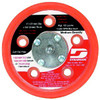 "Dynabrade 56252 5"" Vacuum Disc Pad Vinyl-Face 3/8"" Thickness"