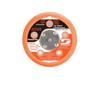 "Dynabrade 56255 - 5"" (127mm) Dia. Vacuum Disc Pad Hook-Face Short Nap 5/8"" (16mm) Thickness Urethane Medium Density 5/16""-24 Male Thread"